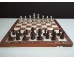 Шахматы Стаунтон 5 с деревянной доской  (Вегиель)