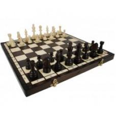 Шахматы Олимпийские большие с деревянной доской