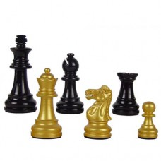 Шахматные фигуры пластмассовые Стаунтон 5