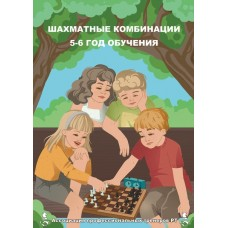 Шахматные комбинации 5-6 год